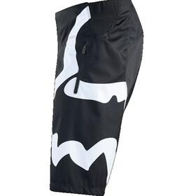 Fox Demo Shorts Men Black/White
